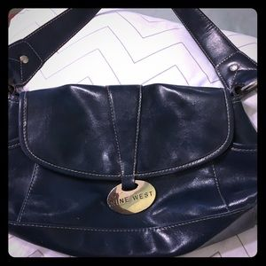 Small and classic Nine West leather purse